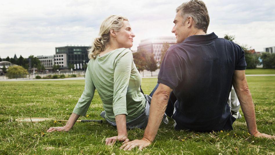 Ehepaar: Verheiratete verdienen mehr