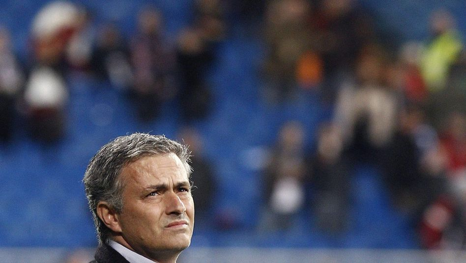 """Real-Trainer Mourinho: """"Fragt den Präsidenten, ob er mit meiner Arbeit zufrieden ist"""""""