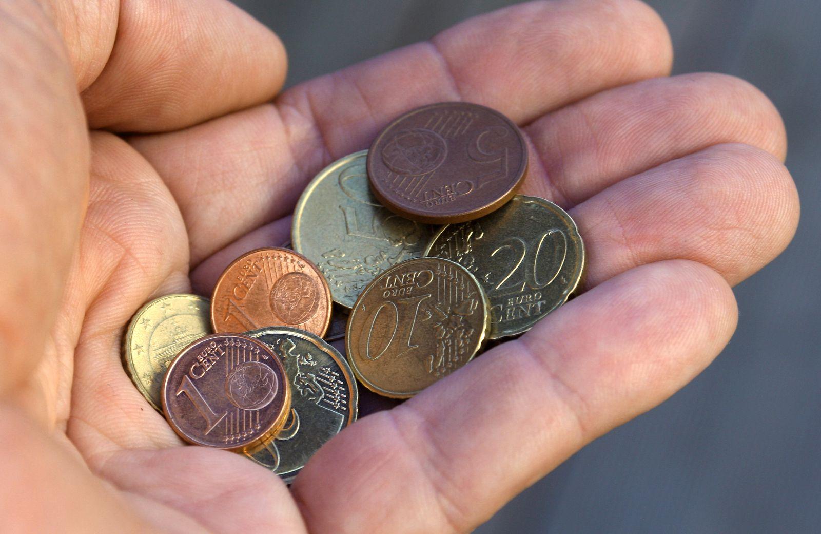 Ein-Cent-Münze