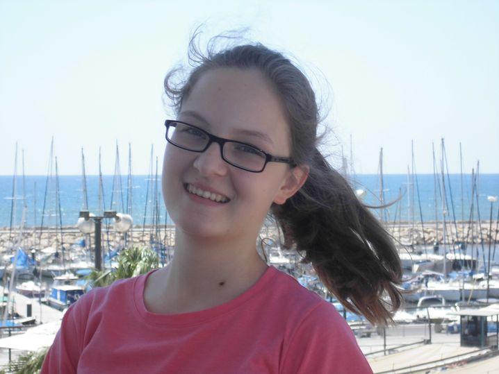 Anna, 16, in Israel: Ungläubige Blicke