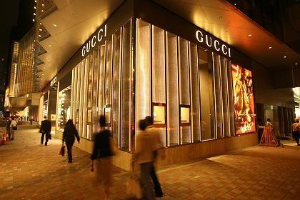 Gucci-Filiale: Dem Online-Handel gehört die Zukunft