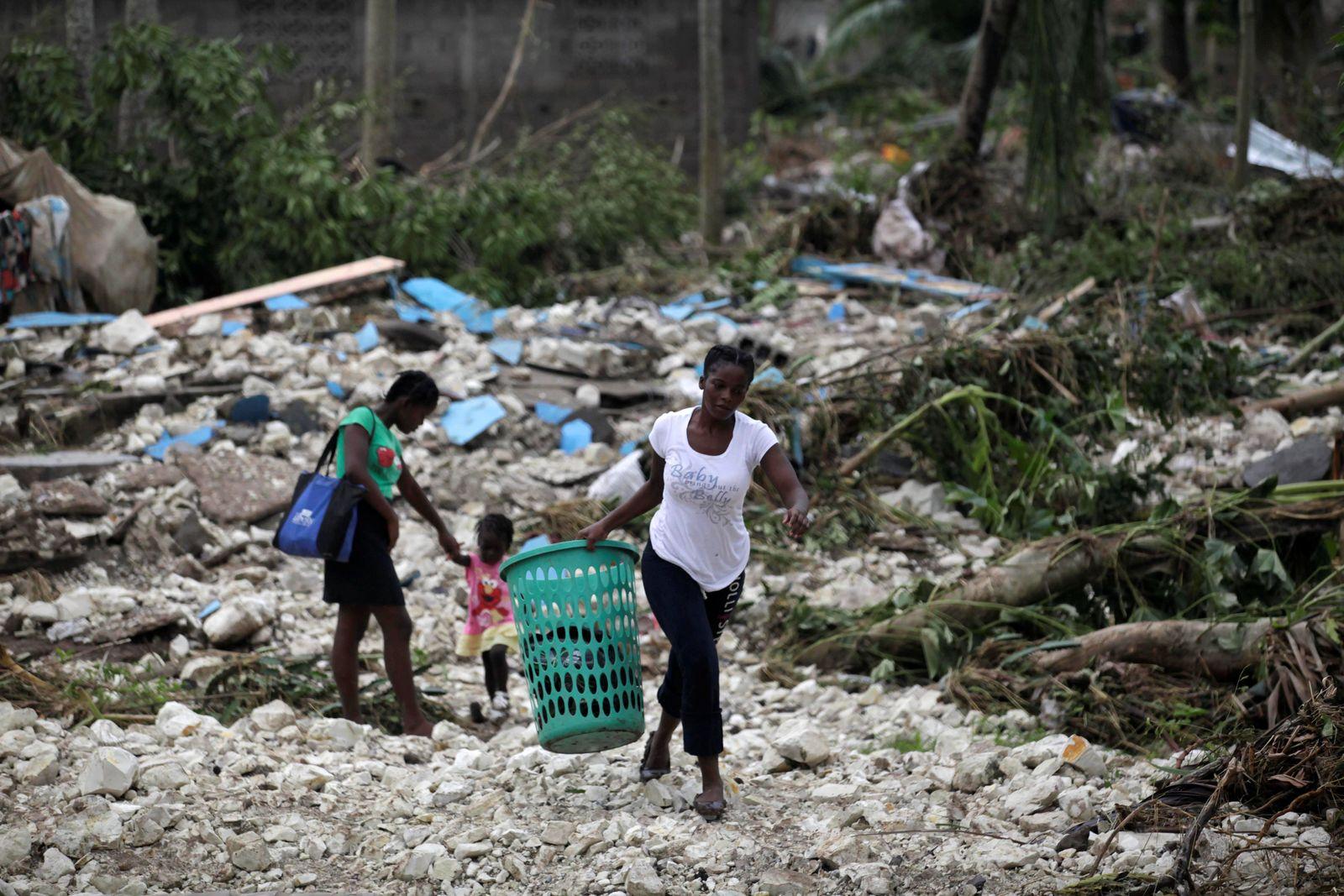 Hurrikan Matthew/ Haiti