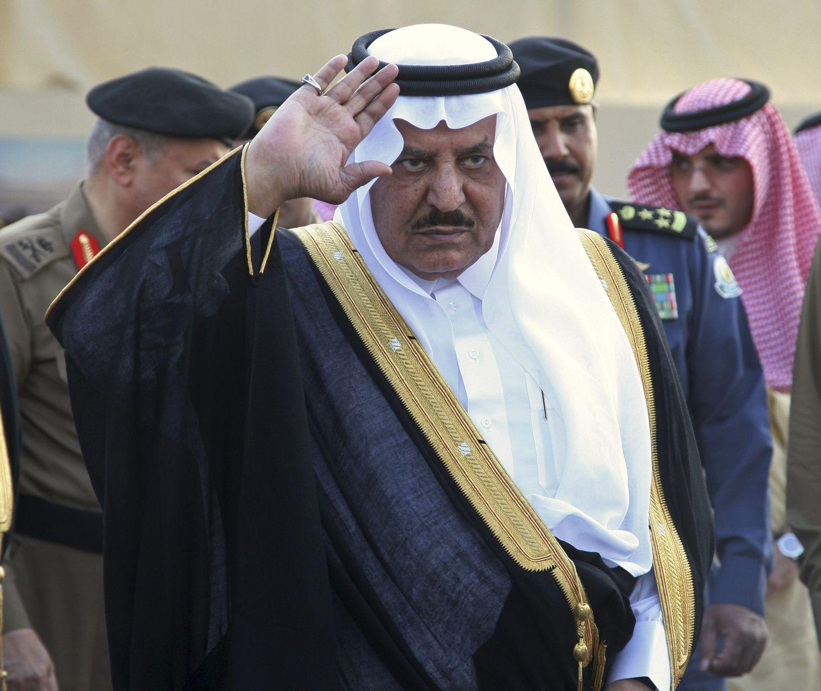 Prince Naif / Nayef / Saudi-Arabien