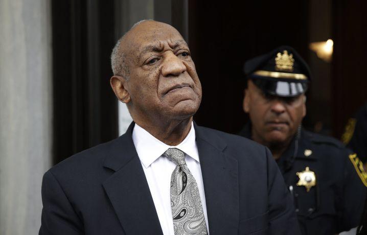 Bill Cosby 2017: Ein alter Dinosaurier