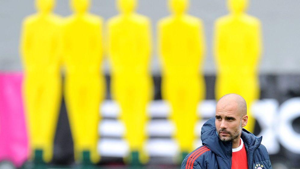 Trainer Guardiola: Bayern demütig, Real siegessicher
