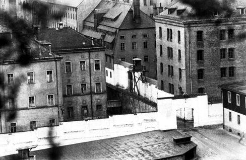 Strafanstalt Waldheim: Hier war Flade inhaftiert, zuvor in Bautzen und Torgau