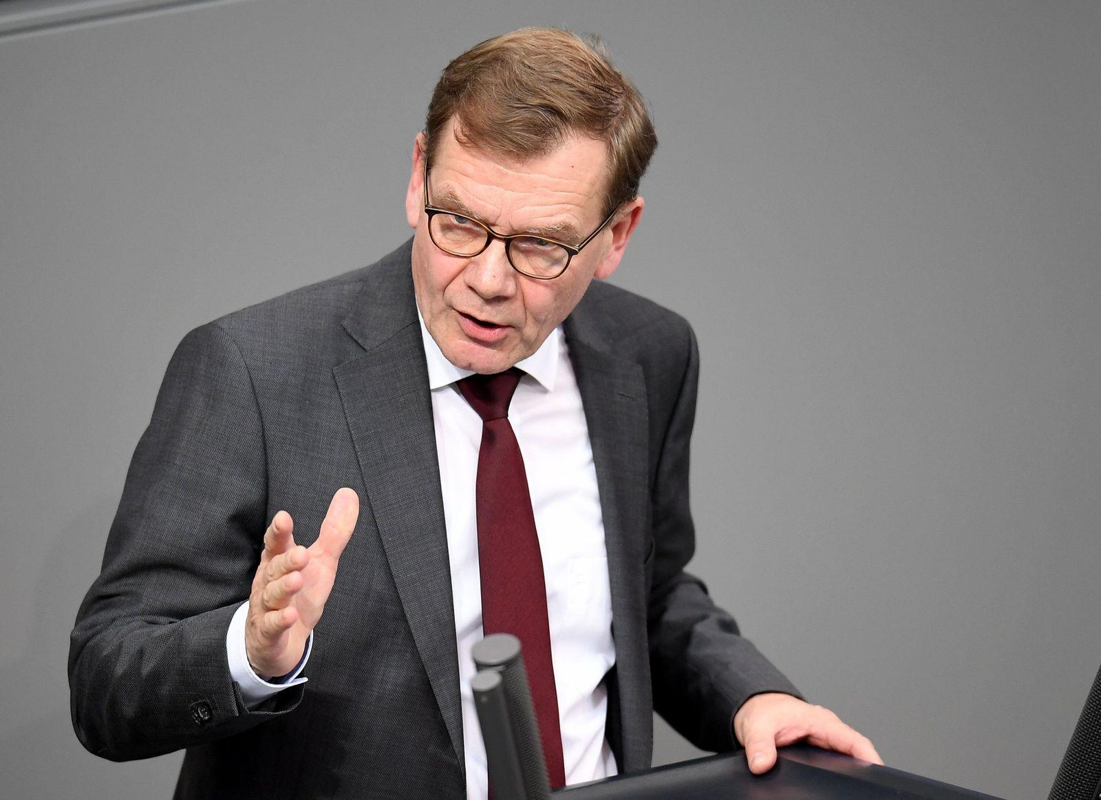 Kreise: Spahn, Wadephul und Otte im Gespräch für Leyen-Nachfolge