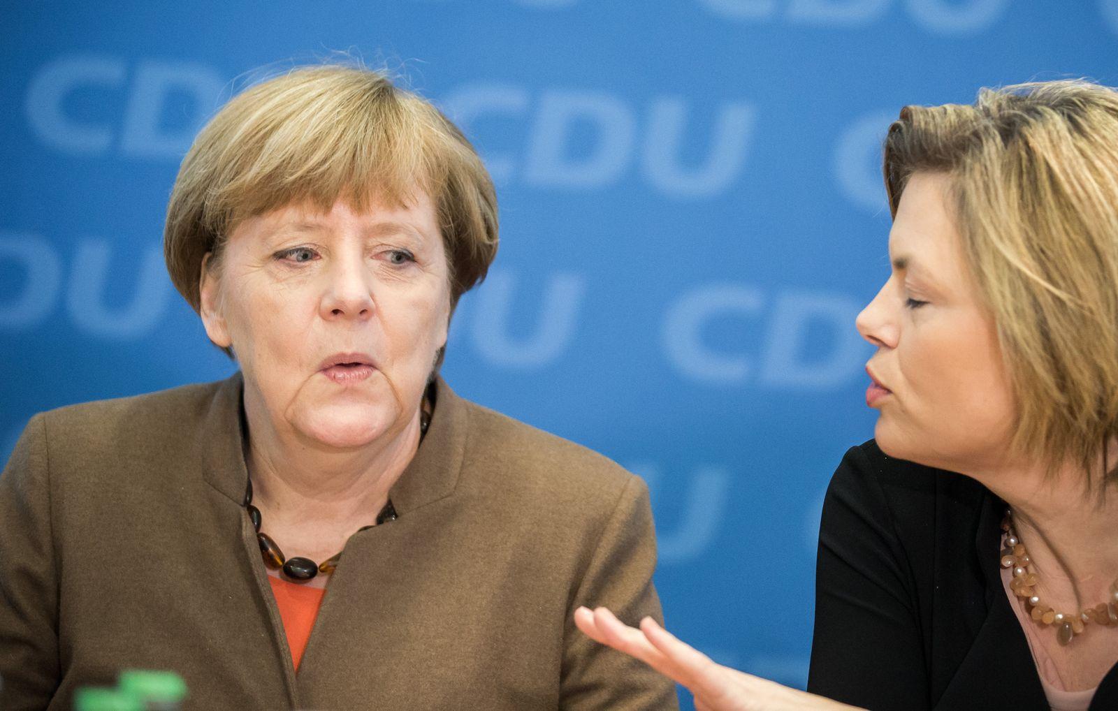 Merkel / Klöckner