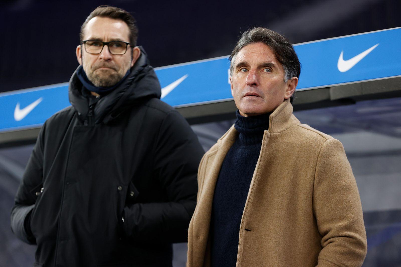 «Bild»:Auch Trennung von Manager Preetz bei Hertha beschlossen