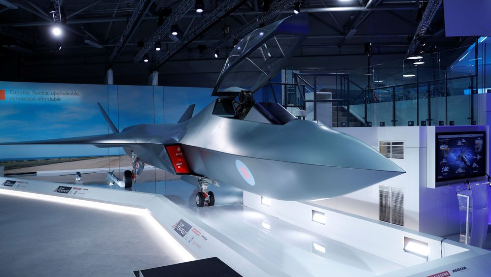 Farnborough Airshow: Leistungsschau der Luftfahrt