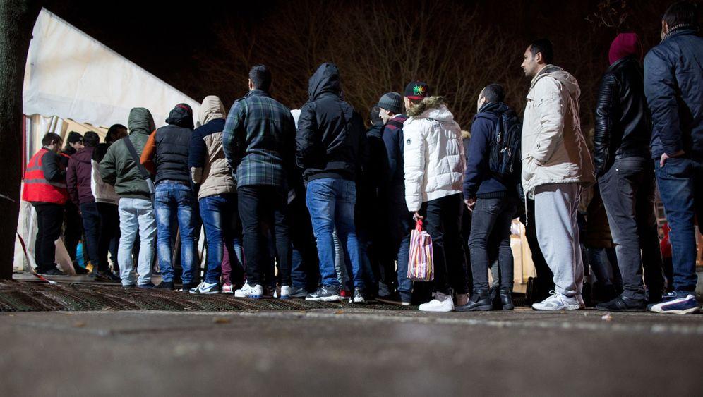 Anerkannte Flüchtlinge: Die meisten wollen in die Städte