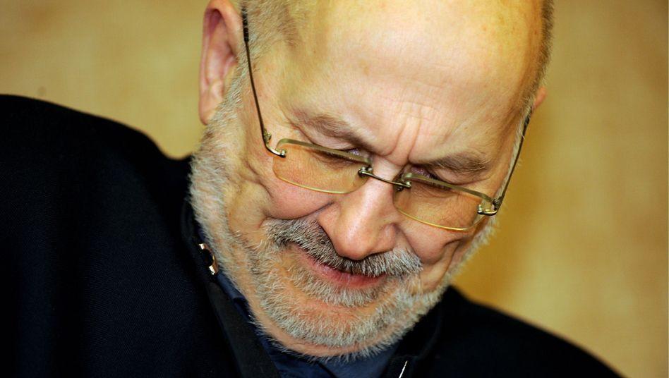 Extremist Horst Mahler (Archivbild von 2009): In den Schlagzeilen wegen Fall Ohnesorg