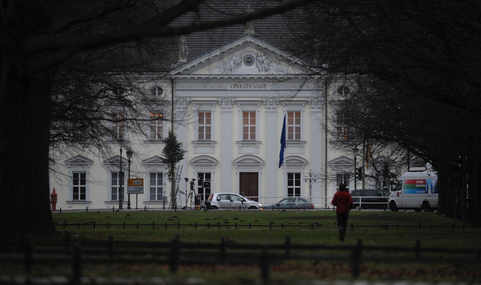 NICHT VERWENDEN Schloss Bellevue