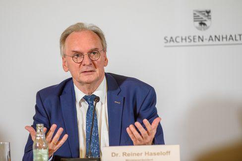 CDU-Ministerpräsident Haseloff