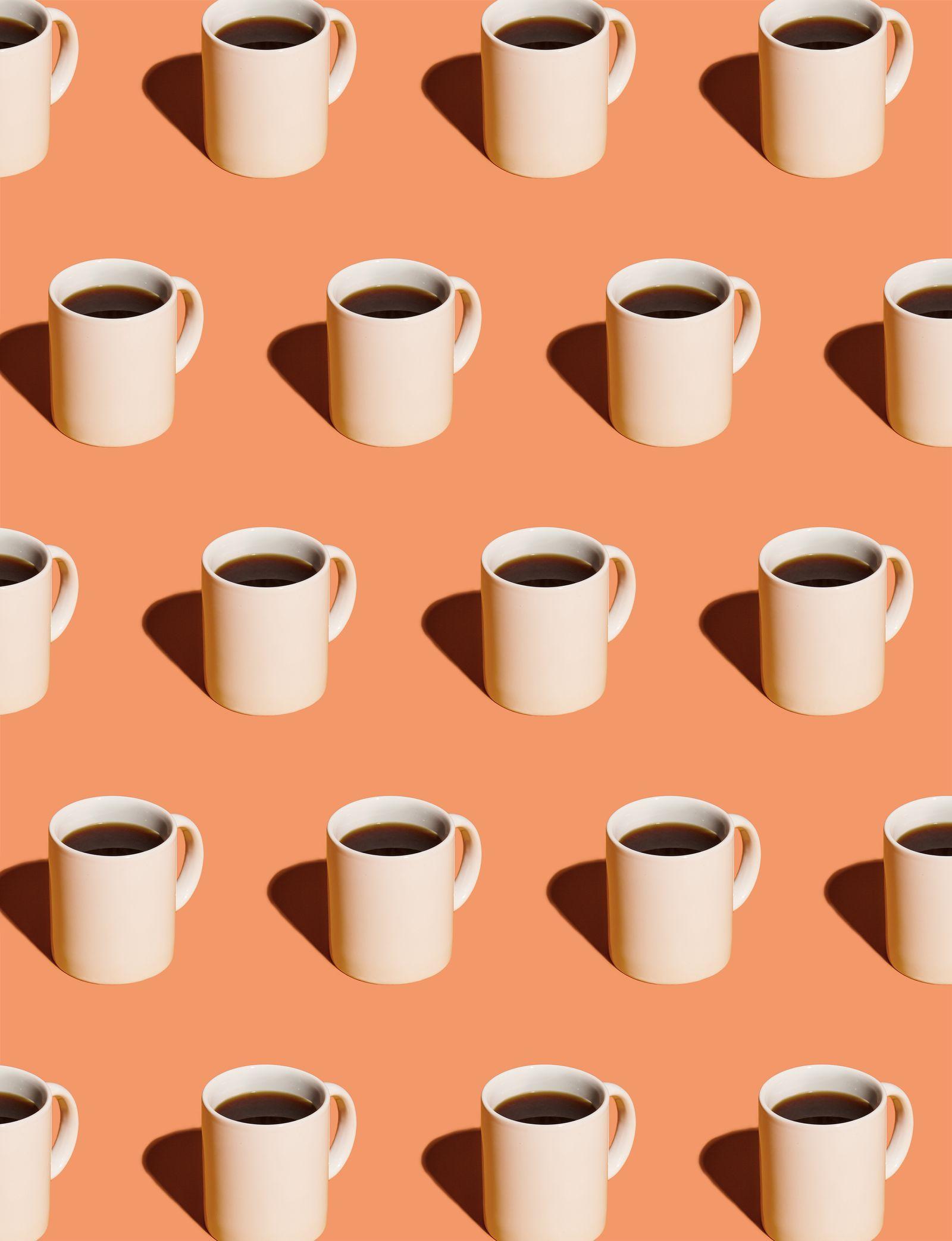 EINMALIGE VERWENDUNG Kaffee