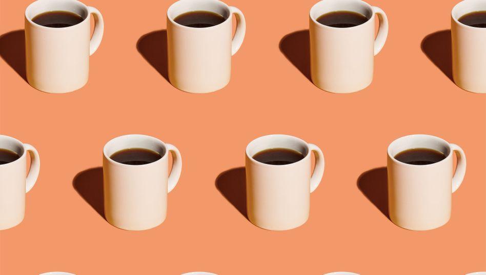 Keine, fünf oder zehn: Wie viele Tassen Kaffee am Tag sind okay?