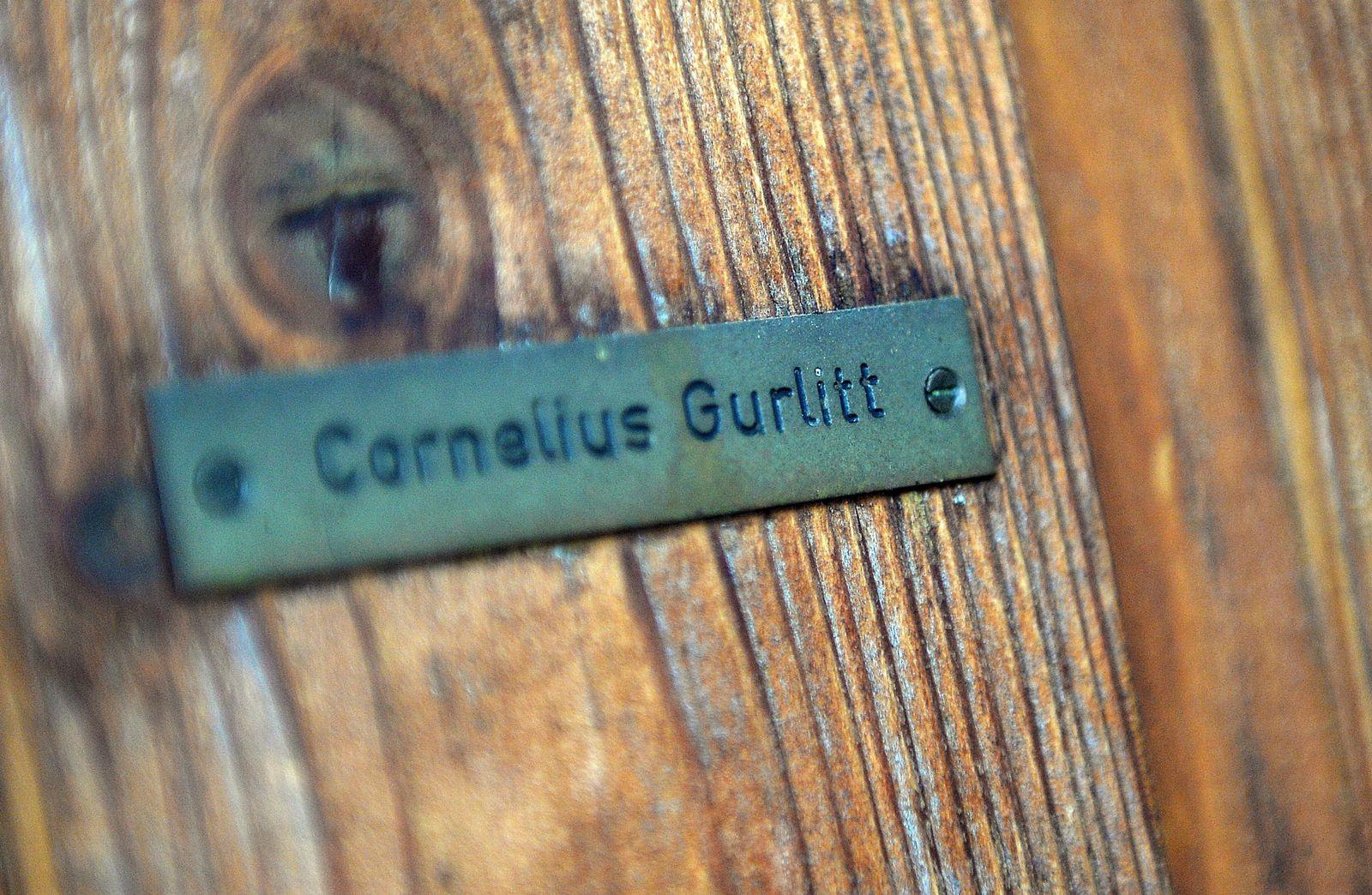Haus von Cornelius Gurlitt