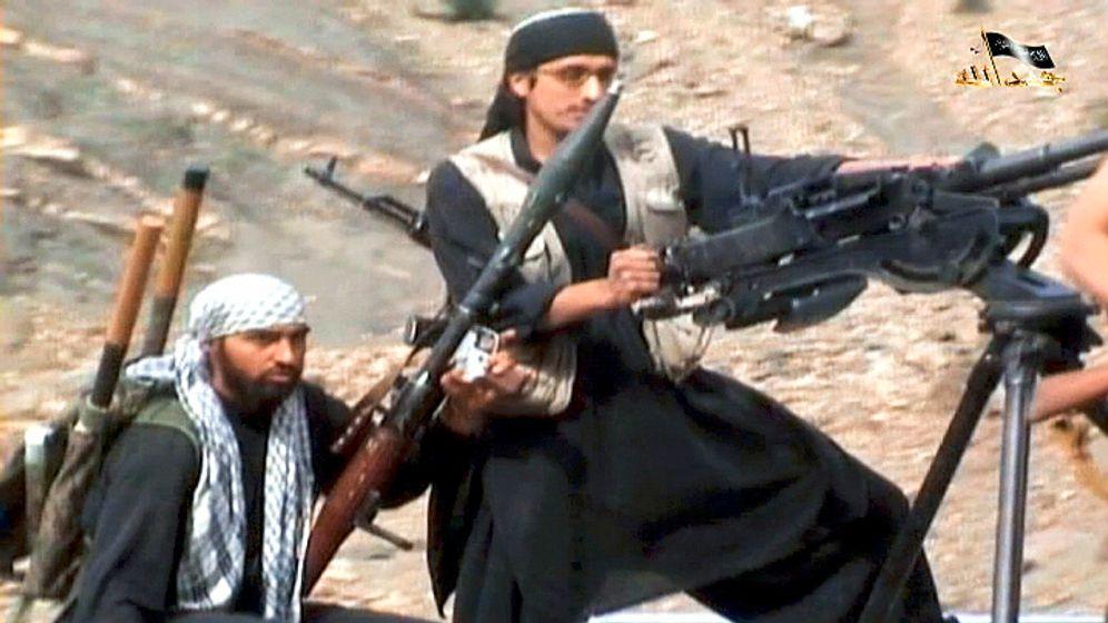 Photo Gallery: German Jihadists Killed in Drone Attack