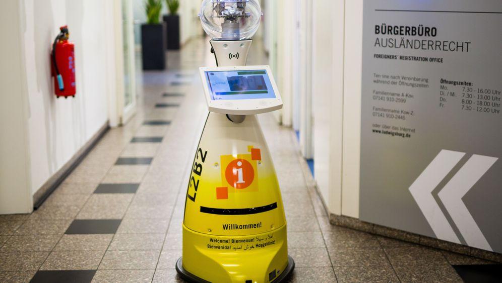 Kollege Roboter: Er ist längst da