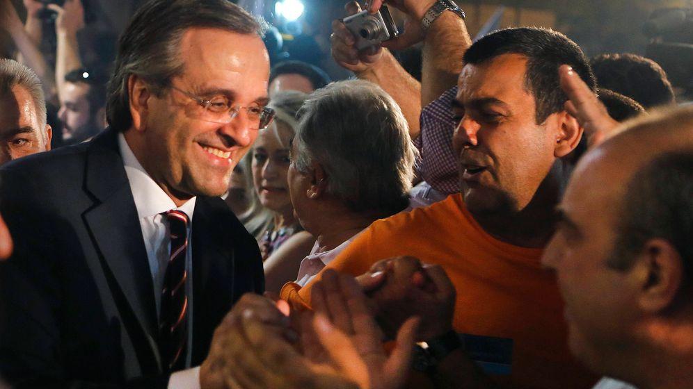 Photo Gallery: New Democracy Wins Greek Election