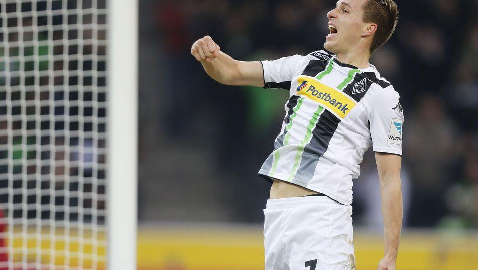 """Mönchengladbachs Herrmann: """"Wieder in die Nationalmannschaft"""""""