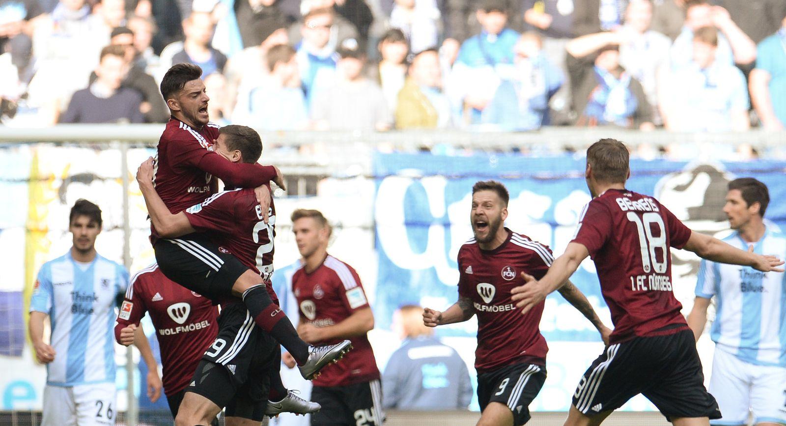 TSV 1860 München - 1. FC Nürnberg