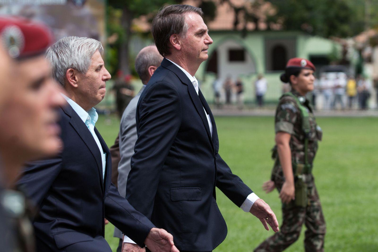 BRAZIL-BOLSONARO-MILITARY