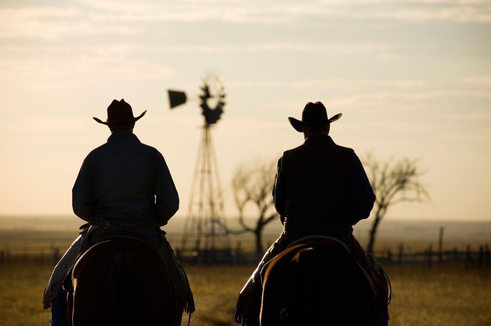 NICHT MEHR VERWENDEN! - Texas / Cowboys