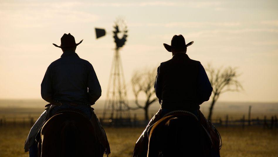 Analoge Cowboys: Einsam, aber gemeinsam für ein Ziel