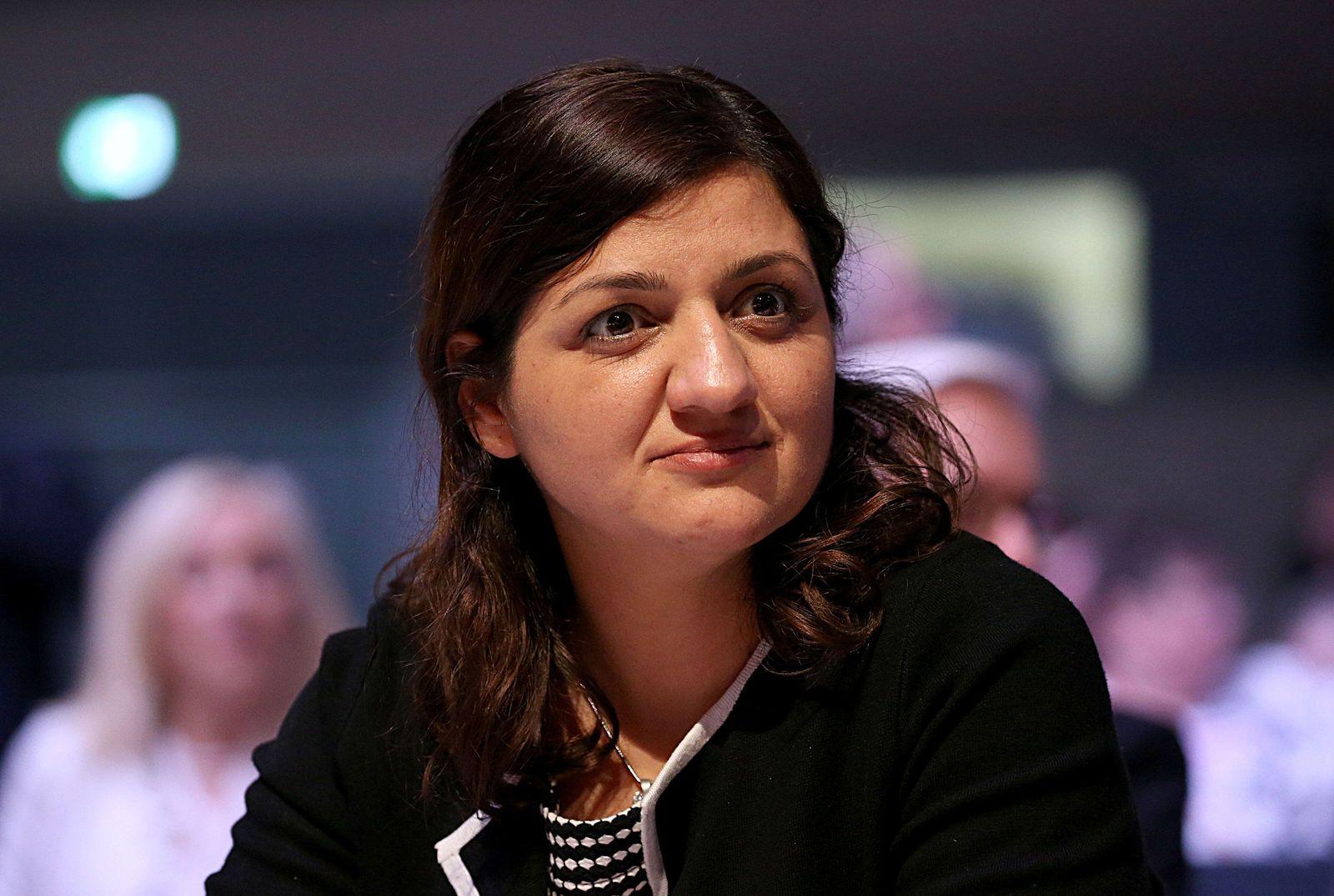 Parteitag Die Linke in Bonn / Özlem Demirel