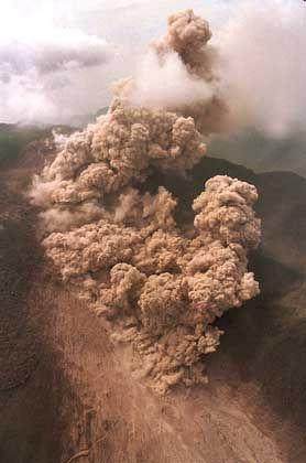 Vulkan Unzen
