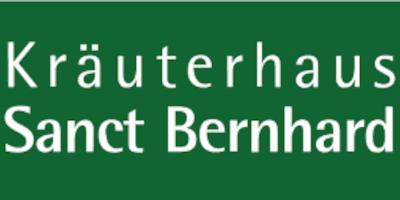 Kräuterhaus St. Bernhard logo