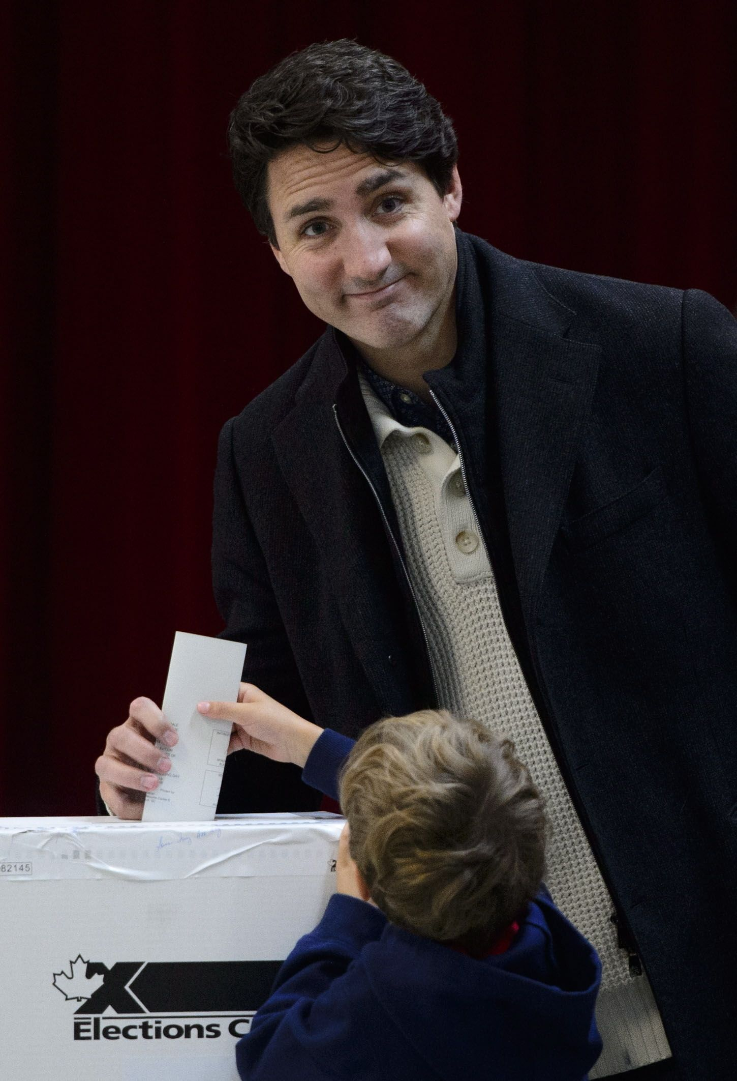 Wahlen in Kanada Justin Trudeau