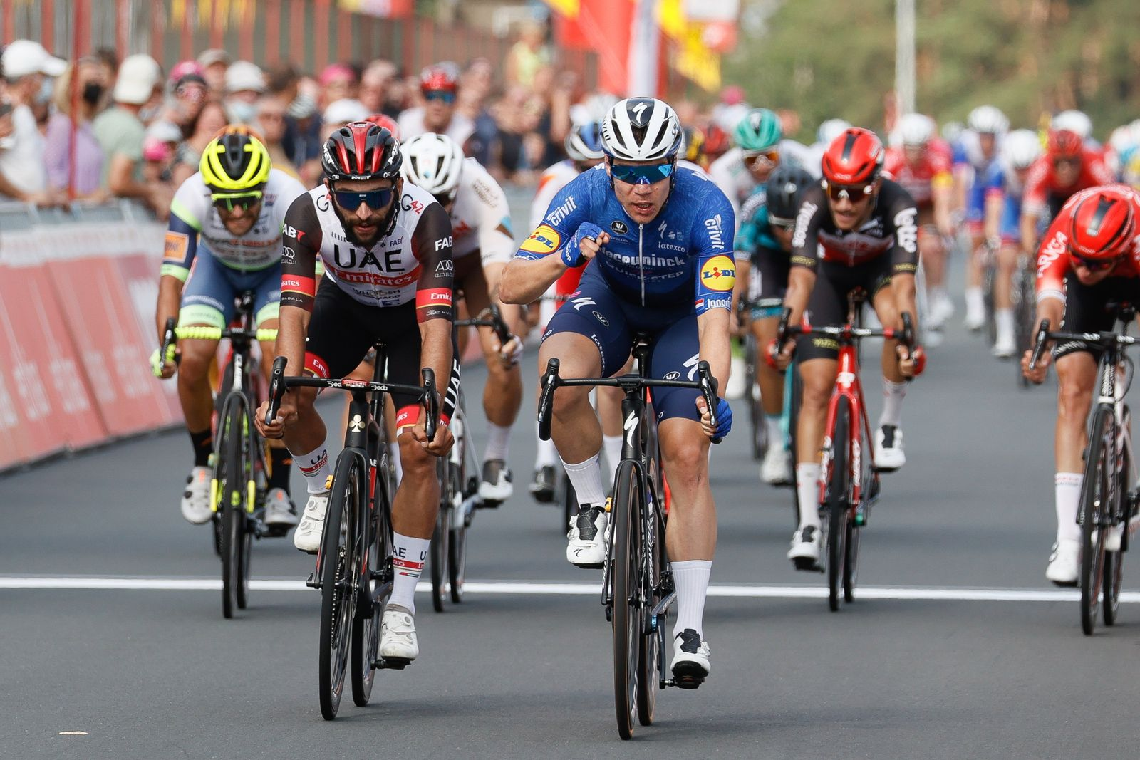 CYCLING TOUR DE WALLONIE STAGE 2