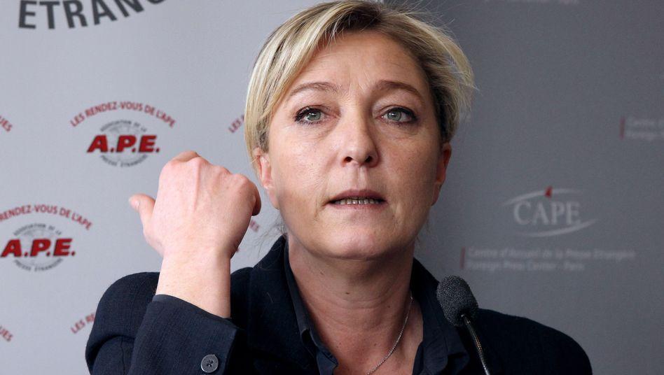 """Front-National-Chefin Le Pen: """"Man hätte über diesen Mann alles wissen müssen"""""""