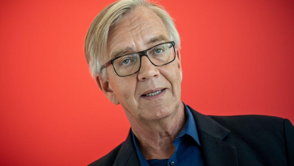 """Linksfraktionschef Bartsch: """"Widerliches Verhalten"""""""