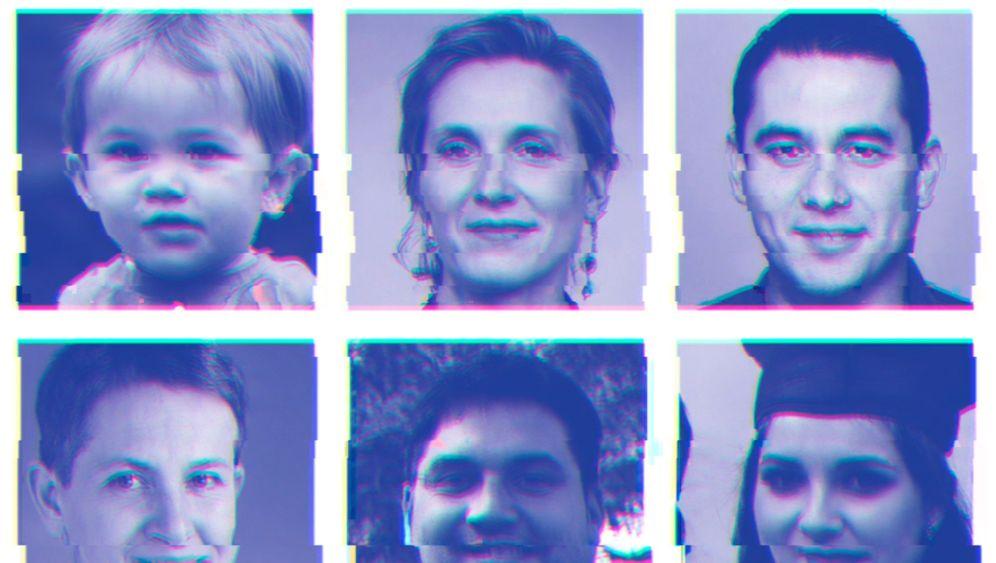 Gespensterporträts: Die Fotos zeigen keine echten Menschen, sondern wurden von künstlicher Intelligenz erschaffen – Profilbilder wie diese werden immer häufiger für Desinformationskampagnen genutzt