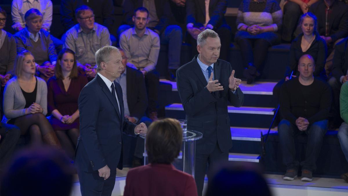 EINMALIGE VERWENDUNG ARDcheck / Lutz Marmor / Tom Buhrow