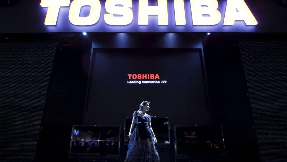 Toshiba-Präsentation: Ende der TV-Produktion geplant