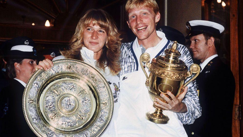 Tennis-Boom der Achtziger: Spiel, Satz, Sieg, Socke