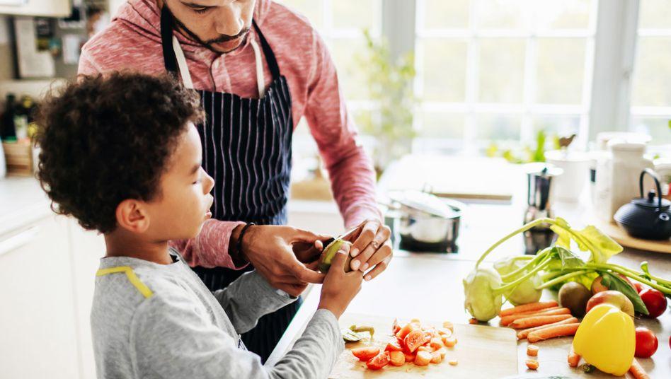 Ausgewogene Ernährung für einen 15-Jährigen