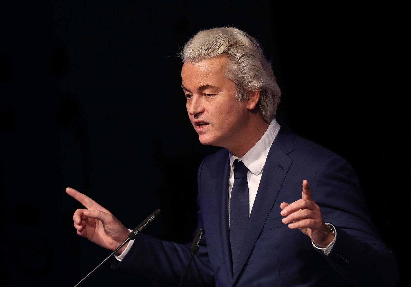 Partij van den Vreiheid / Geert Wilders PVV / Niederlande