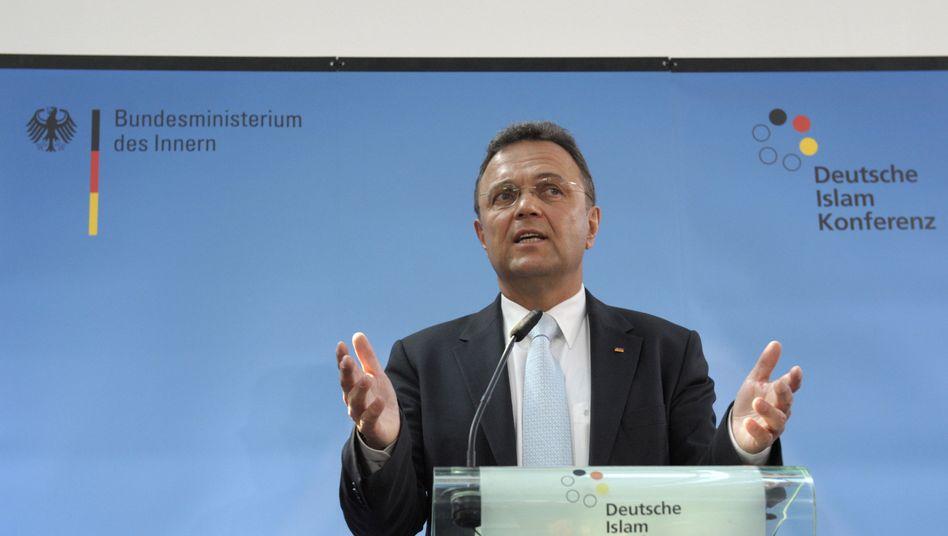 Islamkonferenz mit Innenminister Friedrich: Vom Scharfmacher zum Islamversteher