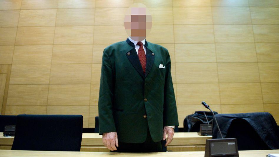 """Verurteilter Horst A., 83: """"Was man bekämpft, sollte man kennen"""""""