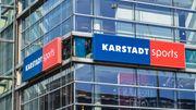 Auch Karstadt-Sports-Filialen müssen schließen