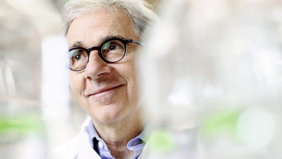 Biologe Melton: »Ich war arrogant genug zu glauben, es könnte auf Anhieb klappen«