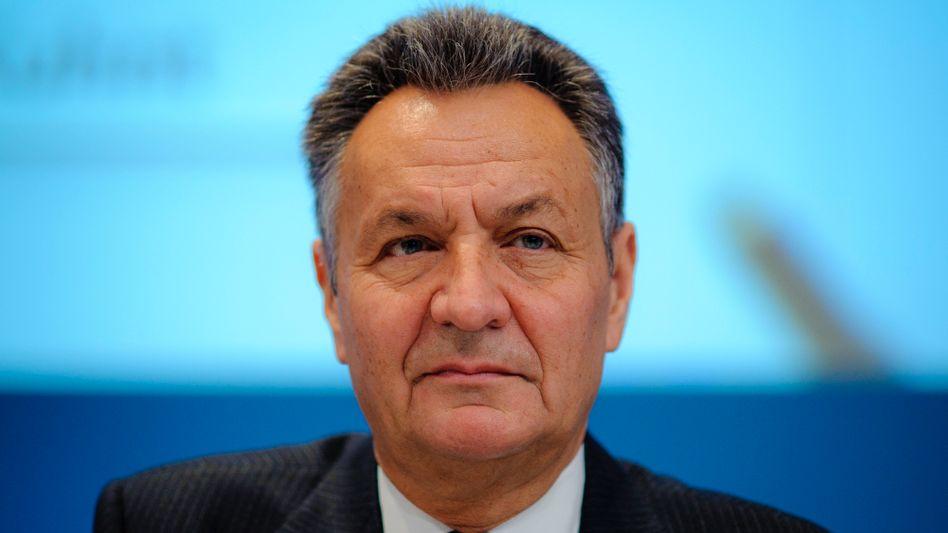 TUI-Vorstand Michael Frenzel fordert die Abschaffung der Luftverkehrssteuer