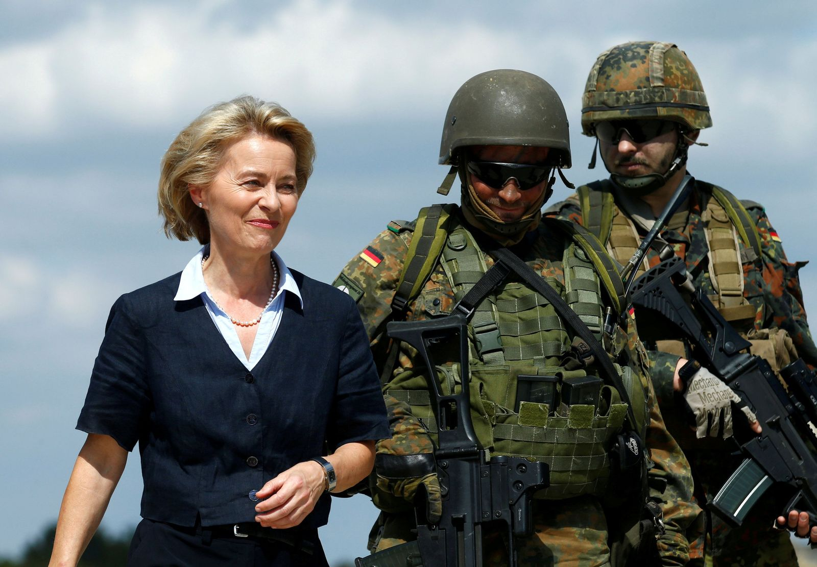 GERMANY-MILITARY/CONSULTANTS