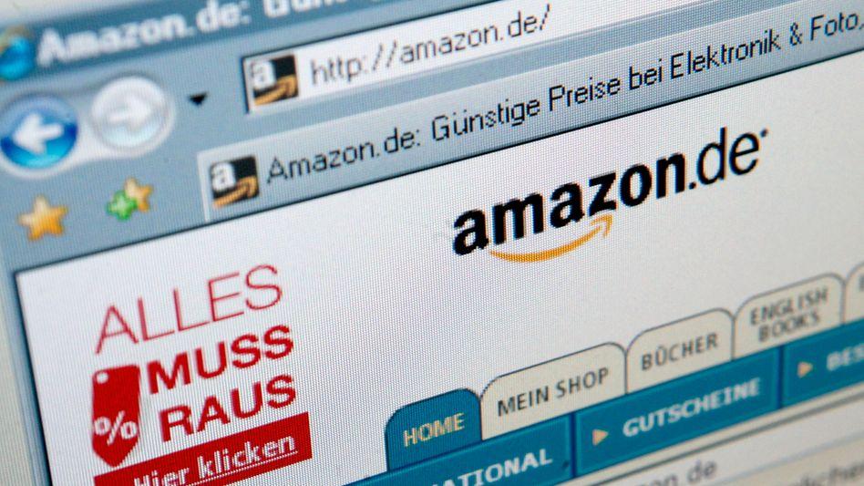 Online-Kaufhaus Amazon: Mit wenigen Klicks zum vollen Kühlschrank?