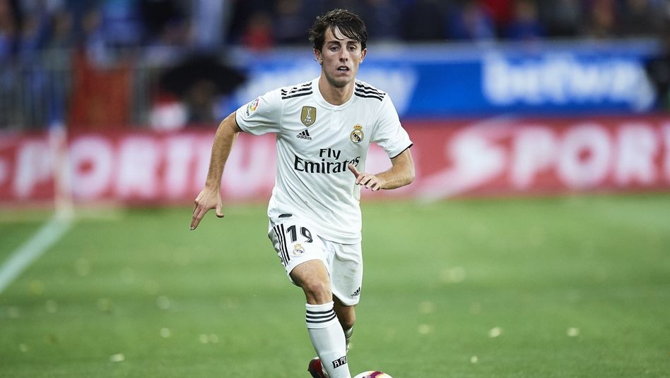 Álvaro Odriozola wechselt von Real Madrid zum FC Bayern